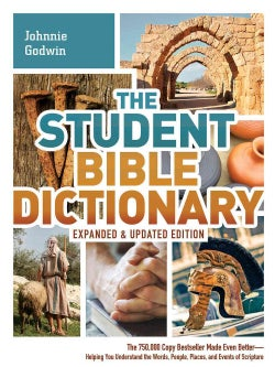 The Student Bible Dictionary (Paperback)