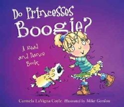 Do Princesses Boogie? (Board book)