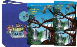 Deep Blue One Room Sunday School Kit, Summer 2016: Ages 3-12