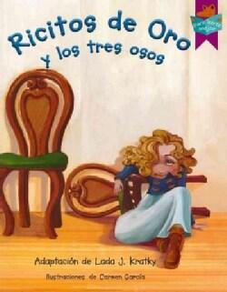Ricitos de Oro y los tres osos/ Goldilocks and the Three Bears (Paperback)
