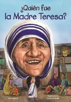 Quien fue la Madre Teresa?/ Who was Mother Teresa? (Paperback)