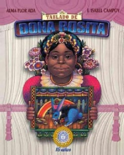 Tablado de Dona Rosita / Curtains Up! (Paperback)