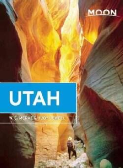 Moon Utah (Paperback)