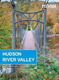 Moon Hudson Valley & The Catskills (Paperback)