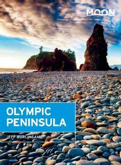 Moon Olympic Peninsula (Paperback)