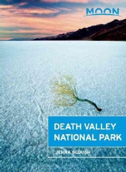 Moon Death Valley National Park (Paperback)