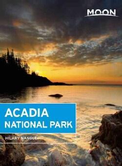 Moon Acadia National Park (Paperback)