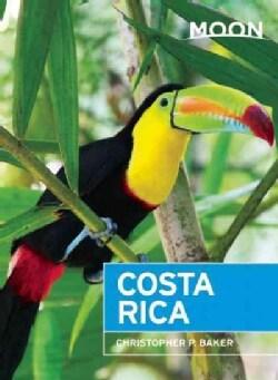 Moon Costa Rica (Paperback)