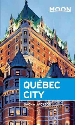 Moon Quebec City (Paperback)