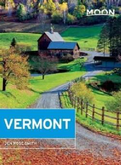 Moon Vermont (Paperback)