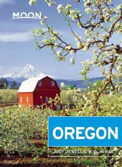 Moon Oregon (Paperback)