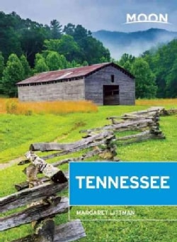 Moon Tennessee (Paperback)