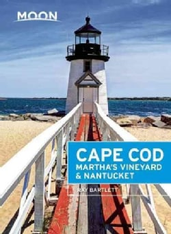 Moon Cape Cod, Martha's Vineyard & Nantucket (Paperback)