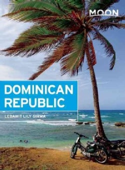 Moon Dominican Republic (Paperback)