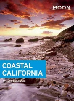 Moon Coastal California (Paperback)