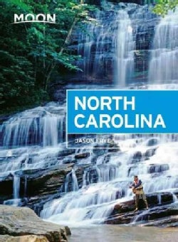 Moon North Carolina (Paperback)