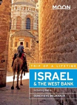 Moon Israel & the West Bank: Including Petra (Paperback)