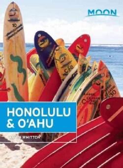 Moon Honolulu & Oahu (Paperback)