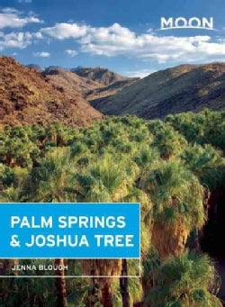 Moon Palm Springs & Joshua Tree (Paperback)