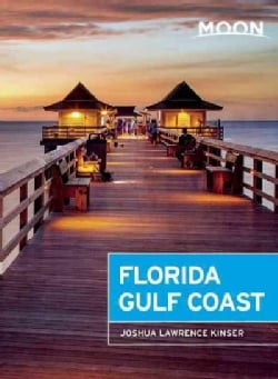 Moon Florida Gulf Coast (Paperback)