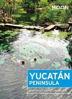 Moon Yucatan Peninsula (Paperback)