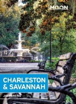 Moon Charleston & Savannah (Paperback)