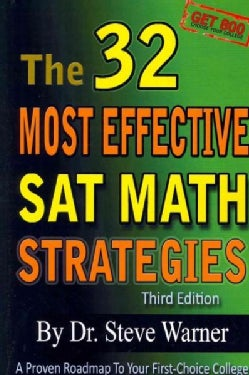 The 32 Most Effective SAT Math Strategies (Paperback)