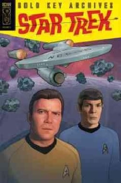 Star Trek Gold Key Archives 5 (Hardcover)