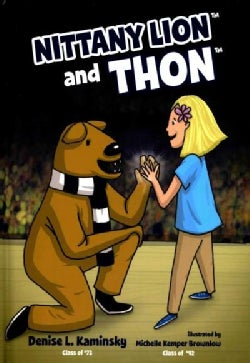Nittany Lion and Thon (Hardcover)