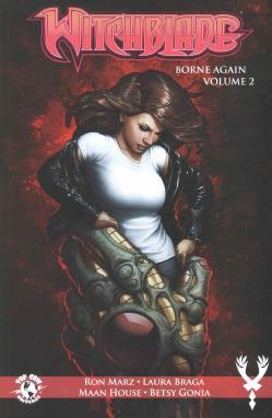 Witchblade 2: Borne Again (Paperback)