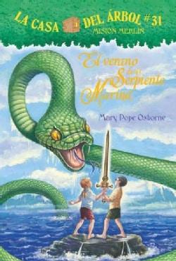 El verano de la serpiente marina/ Summer of the Sea Serpent (Paperback)