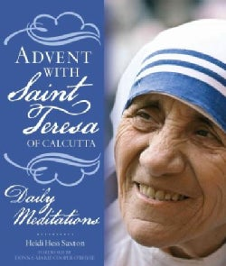 Advent With Saint Teresa of Calcutta: Daily Meditations (Paperback)