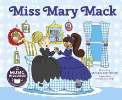 Miss Mary Mack: Music Included (Paperback)