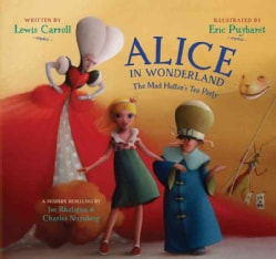 Alice in Wonderland: The Mad Hatter's Tea Party (Hardcover)