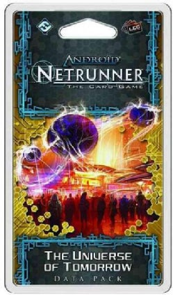 Android Netrunner Lcg: Universe of Tomorrow Expansion (Cards)