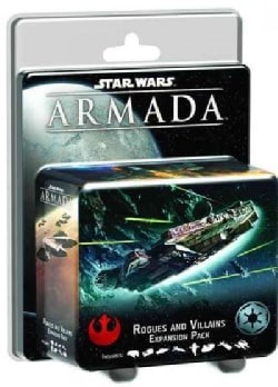 Star Wars Armada: Rogues and Villains Expansion Pack (Game)