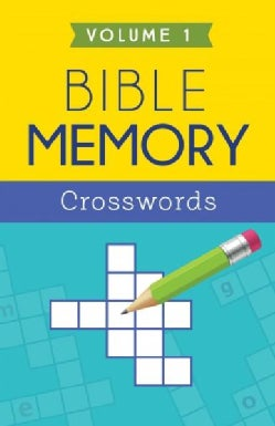 Bible Memory Crosswords (Paperback)