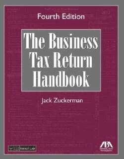The Business Tax Return Handbook (Paperback)