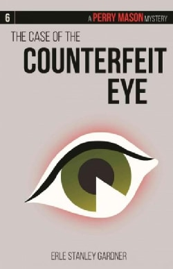 The Case of the Counterfeit Eye (Paperback)