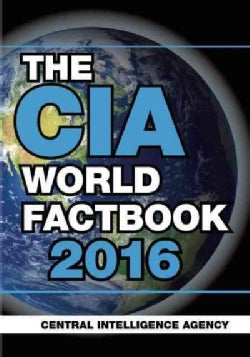 The CIA World Factbook 2016 (Paperback)