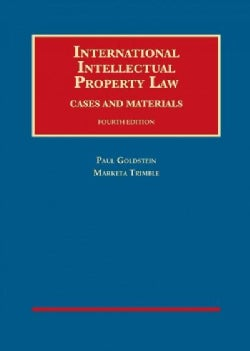 International Intellectual Property Law, Cases and Materials (Hardcover)