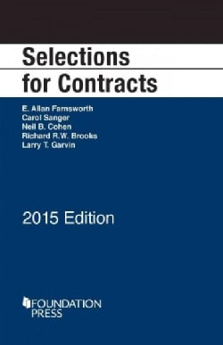 Selections for Contracts (Paperback)