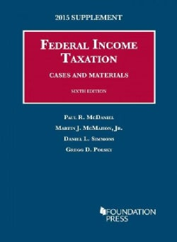 Federal Income Taxation: Cases and Materials (Paperback)