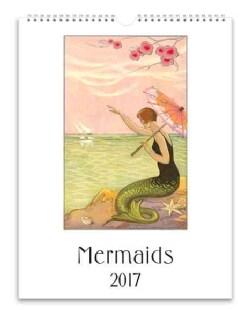 Mermaids 2017 Calendar (Calendar)
