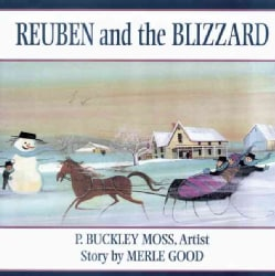 Reuben and the Blizzard (Hardcover)