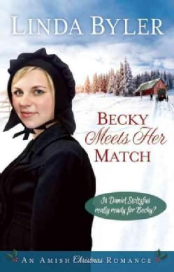 Becky Meets Her Match: An Amish Christmas Romance (Hardcover)
