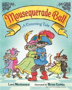 Mousequerade Ball: A Counting Tale (Board book)