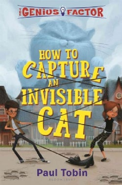 How to Capture an Invisible Cat (Paperback)