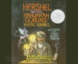 Hershel and the Hanukkah Goblins (CD-Audio)