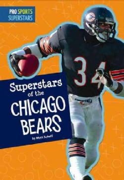 Superstars of the Chicago Bears (Paperback)